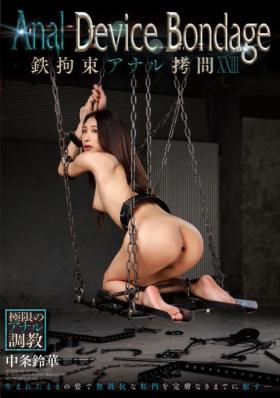 Anal Device Bondage 23 鉄拘束アナル拷問